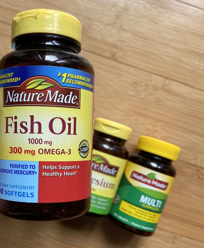 nature made fish oil with usp seal